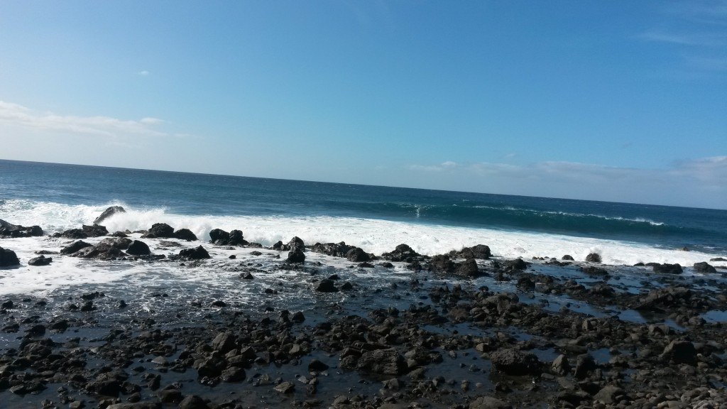 La Gomera Meer