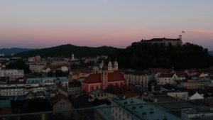 Llubljana old town